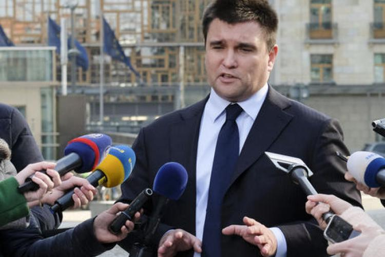 Klimkin on Tokaev's statement: Either he is scared of something or playing a game