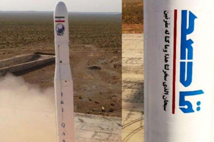 2020_04_22_Noor_Satellite was launched by Ghased-Messenger_satellite carrier.jpg